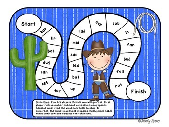 Short Vowel Roundup