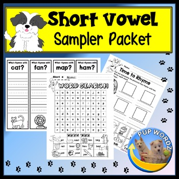 Short Vowel Sampler