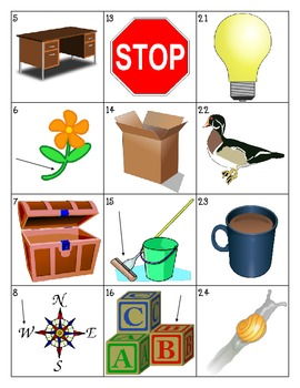 Short Vowel Scavenger Hunt (E, O, & U) Word Work Activities