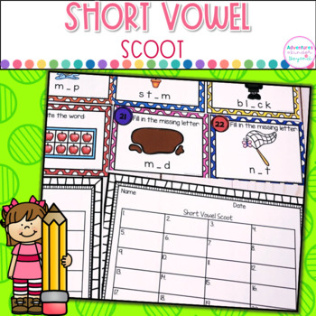 Short Vowel Scoot