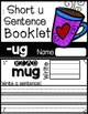 Short Vowel Sentence Booklets *600 Follower Freebie!*
