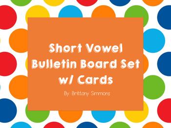 Short Vowel Set