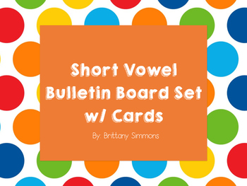 Short Vowel Set