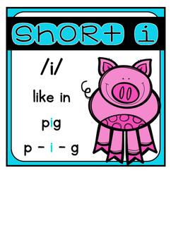 Short Vowel Signs