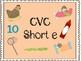 Short Vowel Smartboard Practice