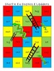 Short Vowel Snakes & Ladders Phonics Game