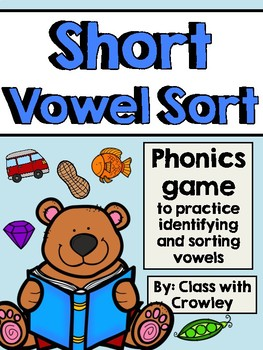 Short Vowel Sort