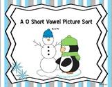 Short Vowel Sort -a, -o