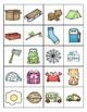 Short Vowel Sort and Create a Bingo Board Activity