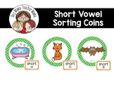 Short Vowel Sorting Coins