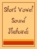 Short Vowel Sound Flashcards