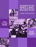 Short Vowel Sound Spelling Pattern Worksheets