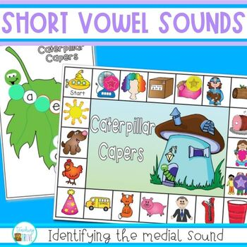 Short Vowel Sounds Game