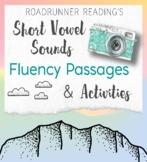 Short Vowel Sounds Fluency Passages /Close Readings Writin