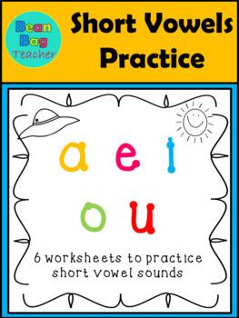 Short Vowel Sounds Practice