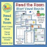 Read the Room Alphabet Short Vowels