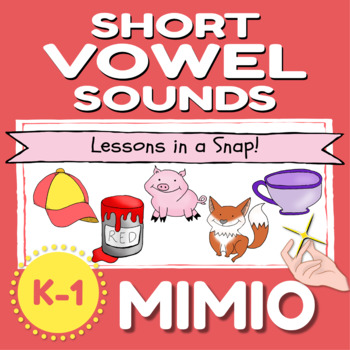 Short Vowel Sounds in a Snap