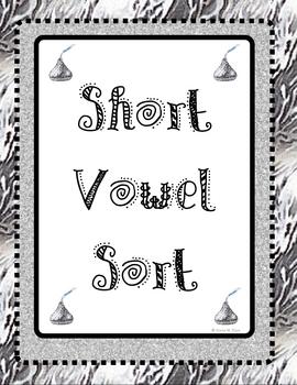 Short Vowel Sounds with Kisses