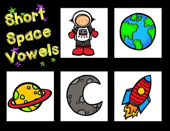 Short Vowel Space Game