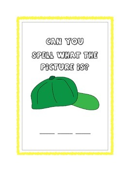 Short Vowel Spelling Assessment
