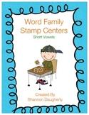 Short Vowel Stamp Center