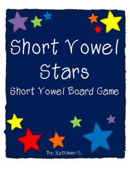 Short Vowel Star Game
