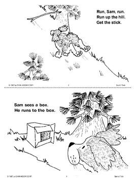 Short Vowel Stories: Sam's Trick