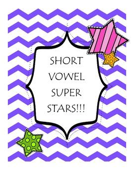 Short Vowel Super Stars