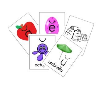 Short Vowel Supplement