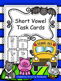 Short Vowel Task Cards