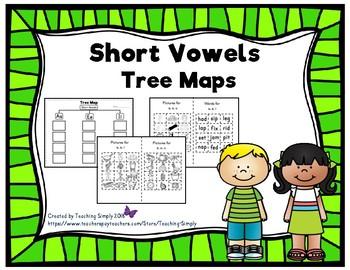 Short Vowel Tree Maps