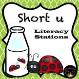 Short Vowel U