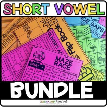 Short Vowel Print & Go