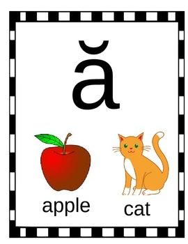 Short Vowel Visuals