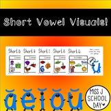 Short Vowel Visuals