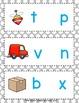Short Vowel {CVC Words}: Word Building Mats