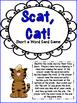 Short Vowel Word Card Games