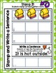 Short Vowel Word Families Interactive Notebook