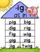 Short Vowel Word Families~ Posters and My Word Family Book