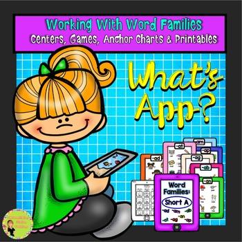 Short Vowel Word Families: Short A