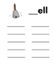 Short Vowel Word Families: Word Work Mats, Centers:  23 pg Printable Projectable