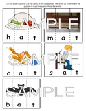 Short Vowel Word Families Word Work Pack