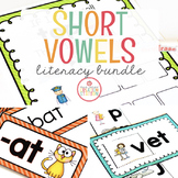 Short Vowel Activities Bundle