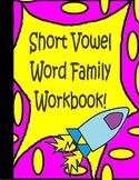Short Vowel Word Family Printable FUn