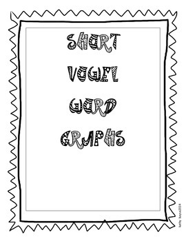 Short Vowel Word Graphs