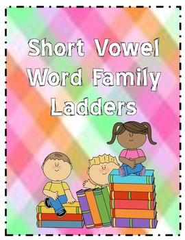 Short Vowel Word Ladders