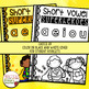 Short Vowel CVC Words Booklet