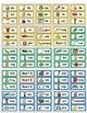 Short Vowel Word Cards
