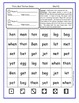 Short Vowel Word Work ~ Engaging Phonics Practice ~ Reinforce Short Vowel Skills