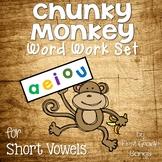 Short Vowel Word Work Set